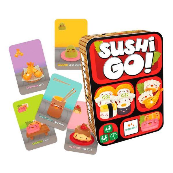 Sushi GO! Spel