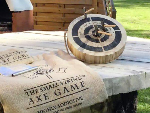 The Small Viking Axe Game Standard yx-set