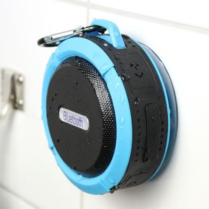 Vattentät högtalare med bluetooth