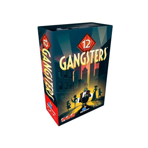12 Gangsters (Eng)