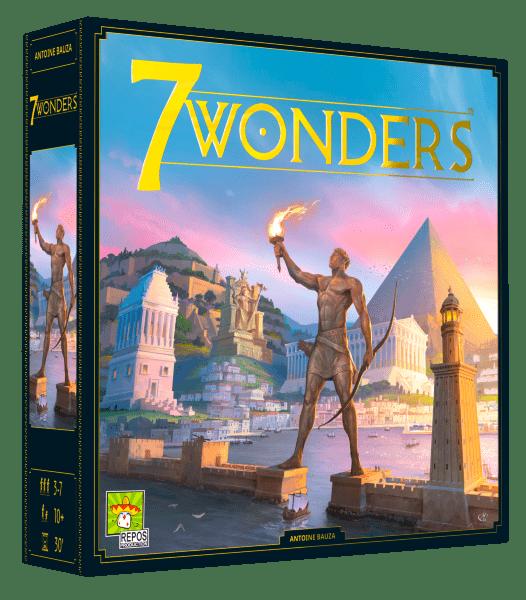 7 Wonders V2 (Nordic)