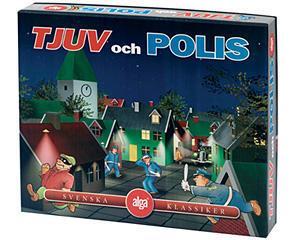 ALGA Tjuv Och Polis