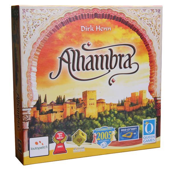 Alhambra (Nordisk+Eng)