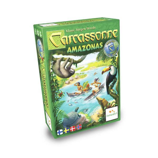 Carcassonne Amazonas (Nordic)
