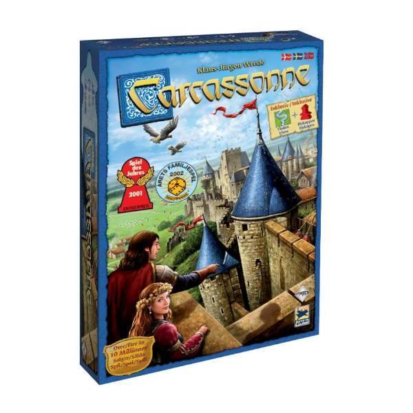 Carcassonne (Nordisk)