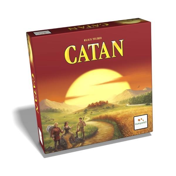 Catan - Settlers of Catan (Svensk)