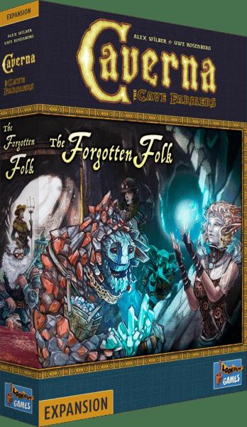 Caverna: The Forgotten Folk expansion