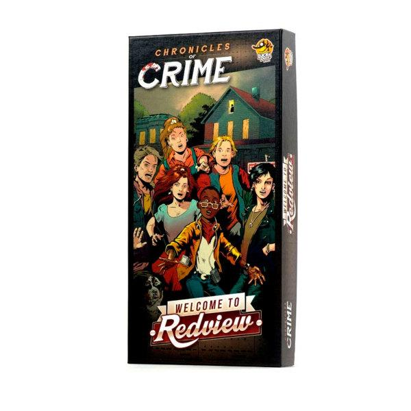 Chronicles of Crime: Welcome to Redview (Eng)
