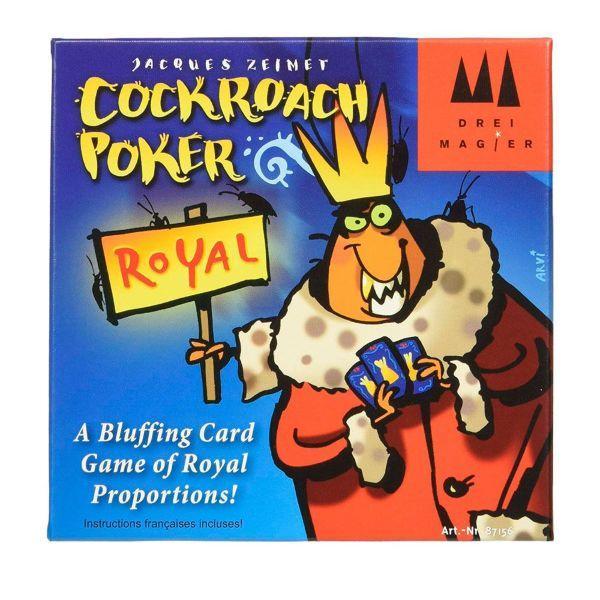 Cockroach Poker Royal (Eng)