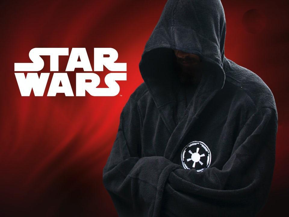 Darth Vader Morgonrock