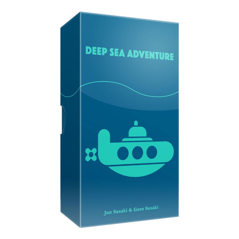 Deep Sea Adventure Spel