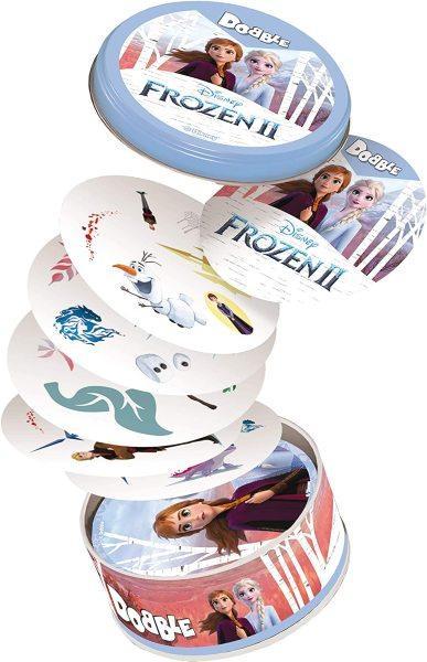 Dobble - Disney Frozen 2 (Nordisk)