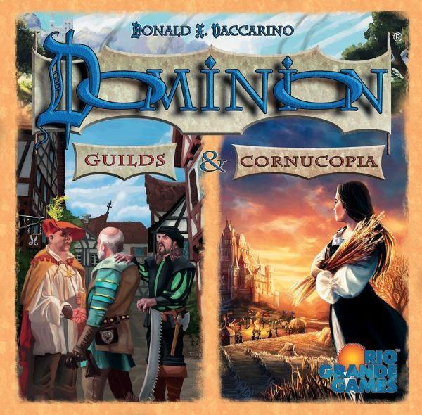 Dominion: Cornucopia & Guilds
