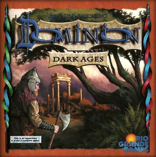 Dominion: Dark Ages Expansion (Eng)