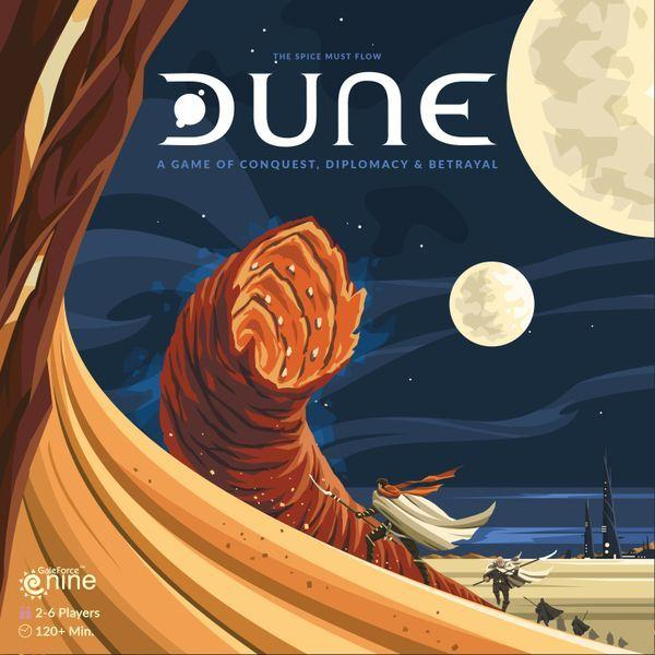 Dune the Board Game
