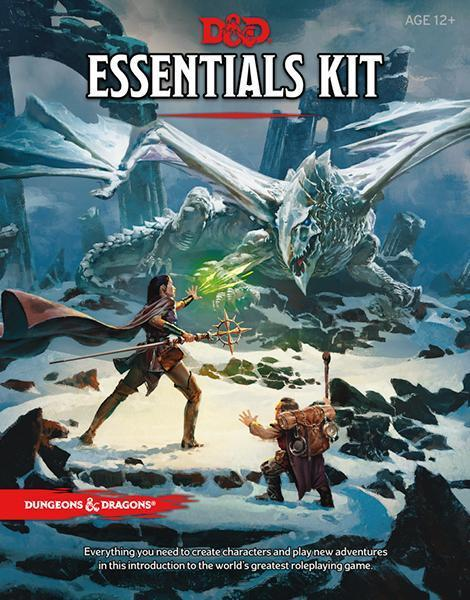 Dungeons & Dragons: 5th Essentials Kit
