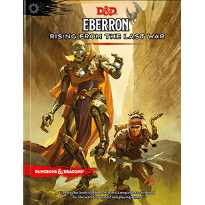 Dungeons & Dragons - Eberron: Rising from the Last War