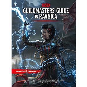 Dungeons & Dragons Guildmasters' Guide to Ravnica (5th Edition)