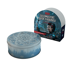 Dungeons & Dragons Guildmasters' Guide to Ravnica Dice (5th Edition)