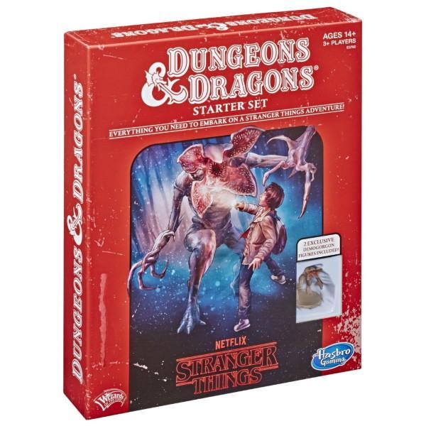 Dungeons & Dragons - Stranger Things Starter Set