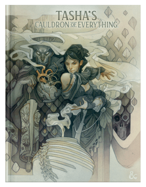Dungeons & Dragons - Tasha's Cauldron of Everything - Alternate Cover