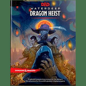 Dungeons & Dragons Waterdeep: Dragon Heist