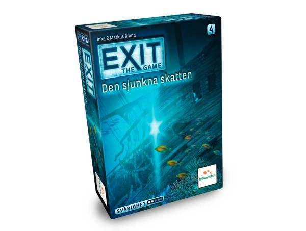 EXIT: Den Sjunkna Skatten (Svensk)