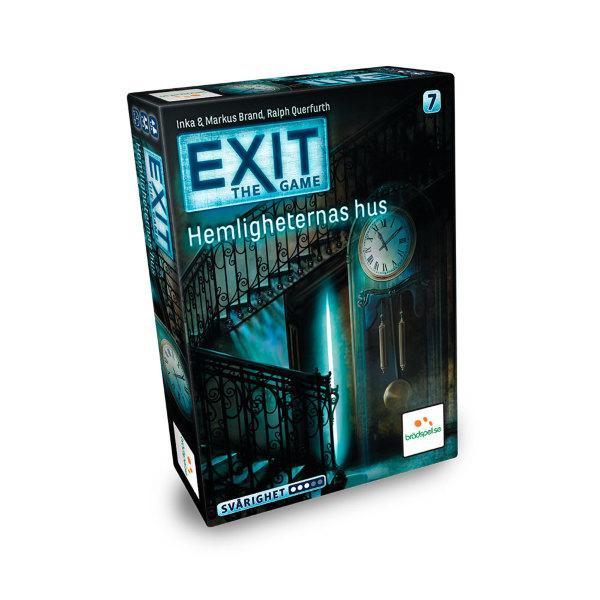 EXIT: Hemligheternas hus (Svensk)