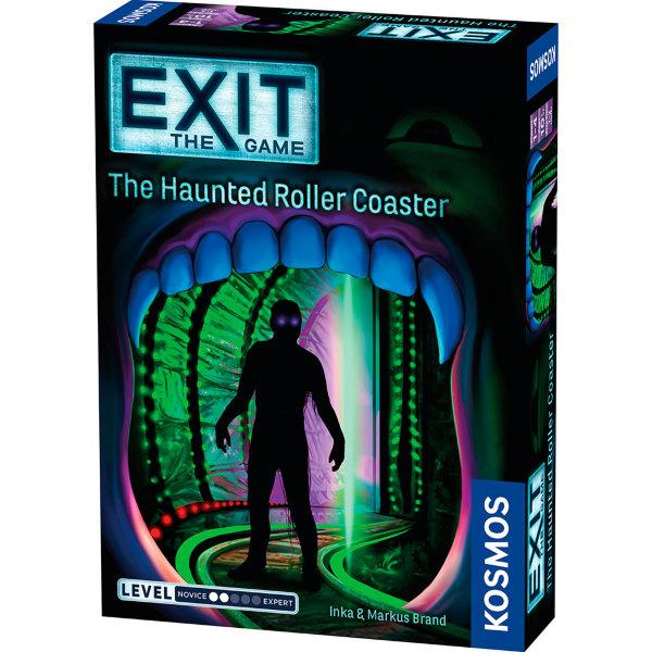 EXIT The Haunted Rollercoaster (Engelsk)