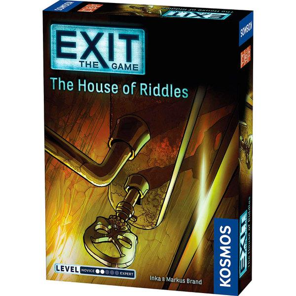EXIT The House of Riddles (Engelsk)