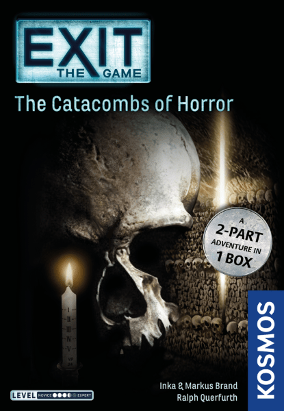 Exit: The Catacombs of Horror (Engelsk)