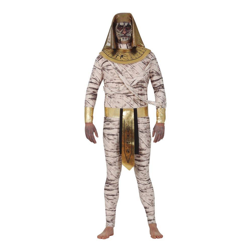 Farao Mumie Maskeraddräkt - One size