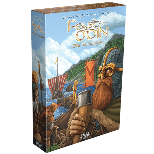 Feast for Odin The Norwegians Expansion