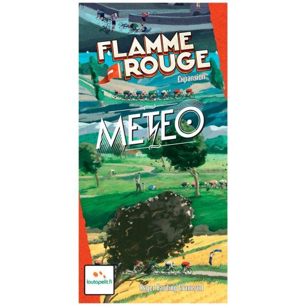 Flamme Rouge - Meteo (Multilingual)