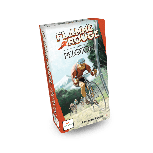 Flamme Rouge - Peloton (Multilingual)