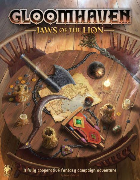 Gloomhaven: Jaws of the Lion (Eng)