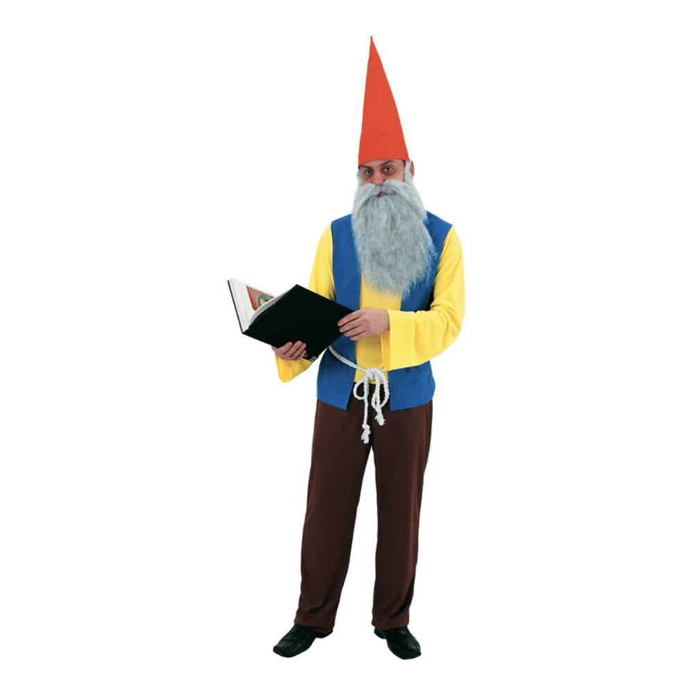 Grumpy Gnome Maskeraddräkt - One size