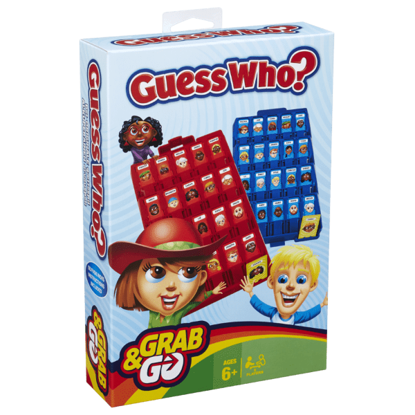 Guess Who - Grab and Go