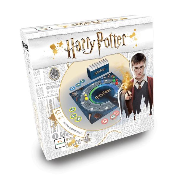 Harry Potter Quiz (Sv)