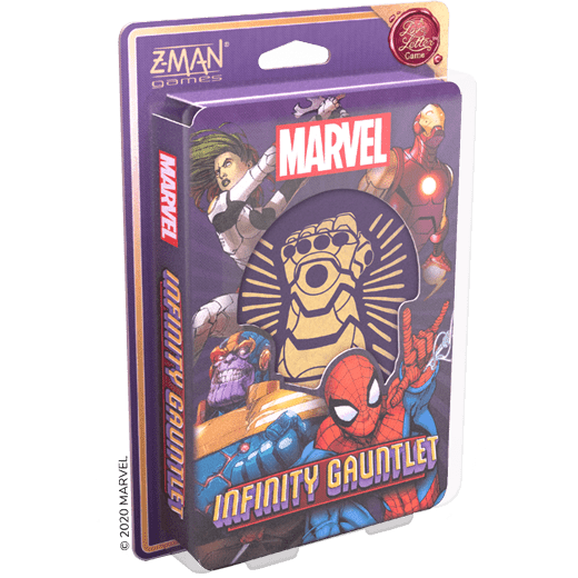 Infinity Gauntlet: A Love Letter Game (Eng)
