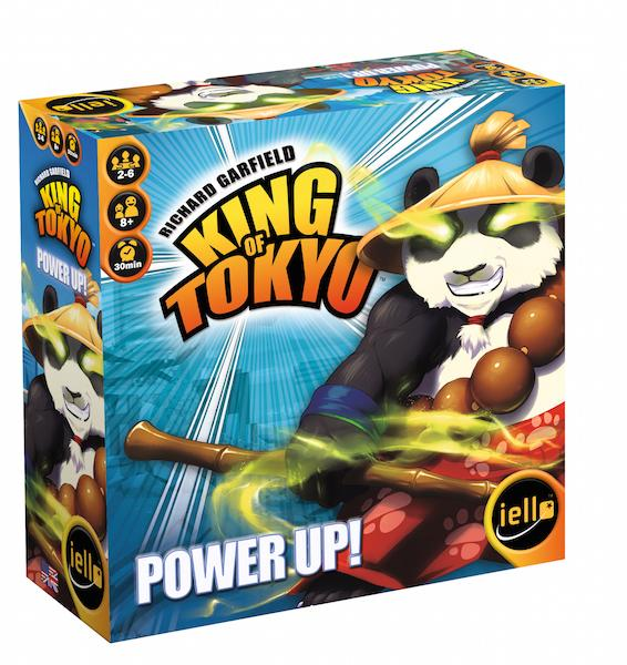 King of Tokyo - Power Up Expansion (Refresh)