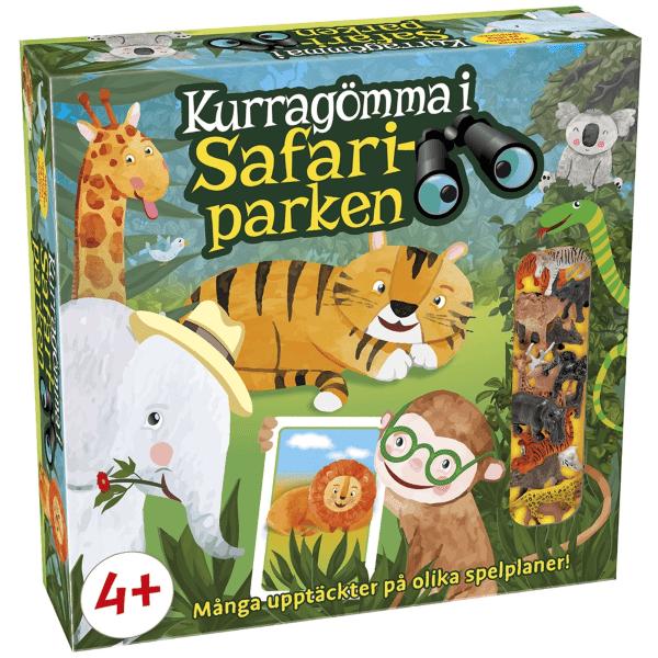 Kurragömma i Safariparken - Årets Barnspel 2020