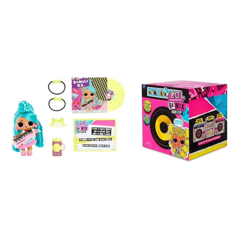L.O.L. Surprise Remix Hairflip Tots