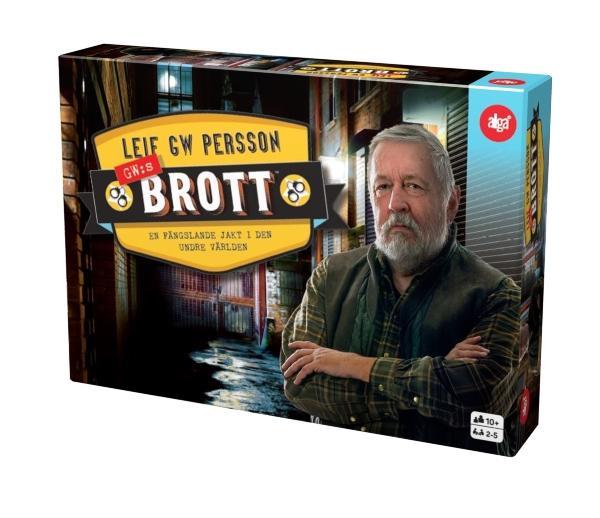 Leif GW Persson GW:s Brott