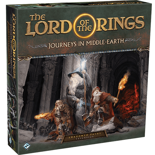 Lord of the Rings: Journeys In Middle-earth - Shadowed Parh Expansion