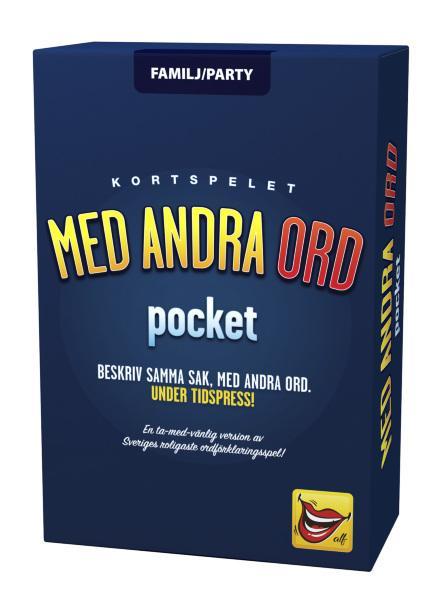 Med Andra Ord - Pocket