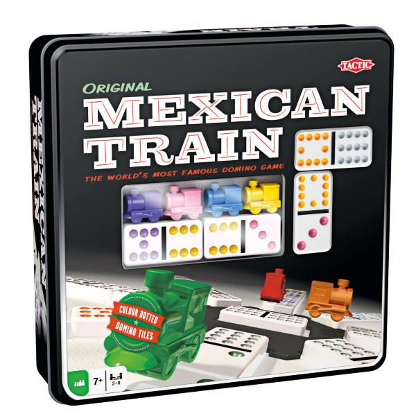 Mexican Train (Sv)