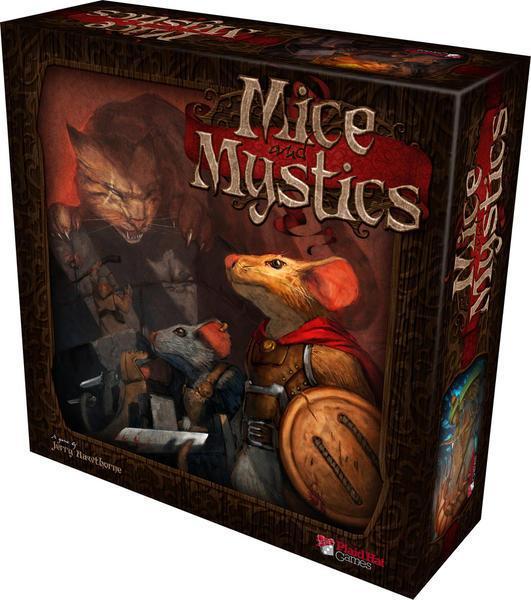Mice & Mystics Board Game