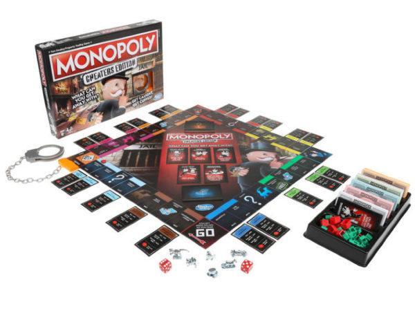 Monopoly Cheaters Edition (Svenskt)
