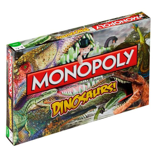 Monopoly - Dinosaurs (Eng)
